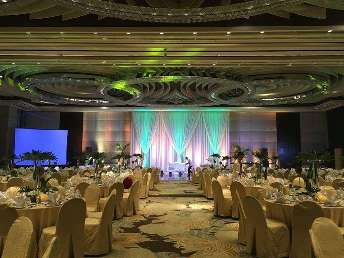 Elegant Wedding at Manila Hotel by Orange Lights and Sounds Inc. - 005