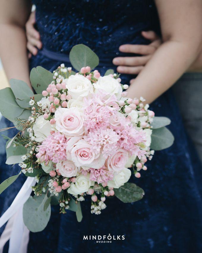 Johana dan Long by MERCANTILE PENTHOUSE WEDDING - 005