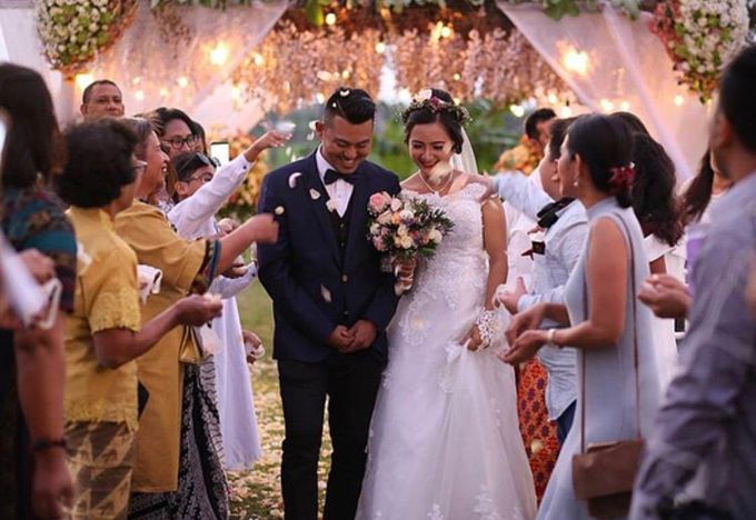 Allan & Fanesya Wedding by Debali Organizer - 001