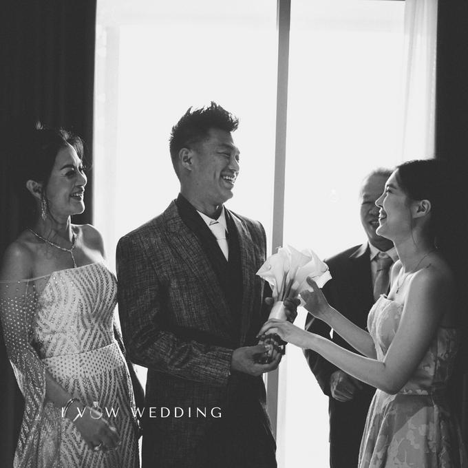 The Wedding of William & Shanie by Ivow Wedding - 005