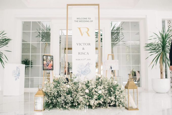 The Wedding of Victor and Risca by Elior Design - 004