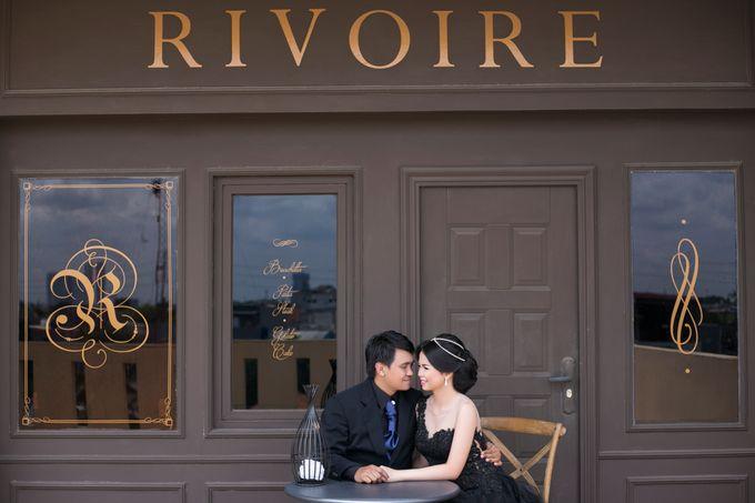 Alex and Aurel Prewedding by KYRIA WEDDING - 008
