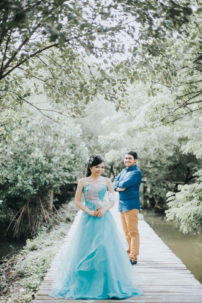 Alex and Aurel Prewedding by KYRIA WEDDING - 001