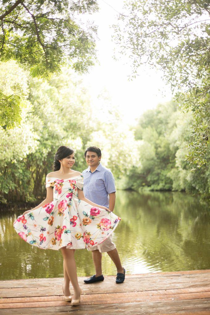 Alex and Aurel Prewedding by KYRIA WEDDING - 002