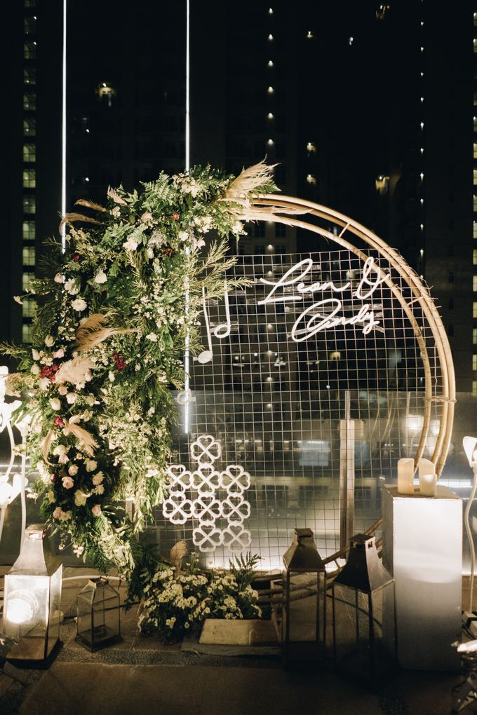 The Wedding of Leon & Cindy by Elior Design - 008