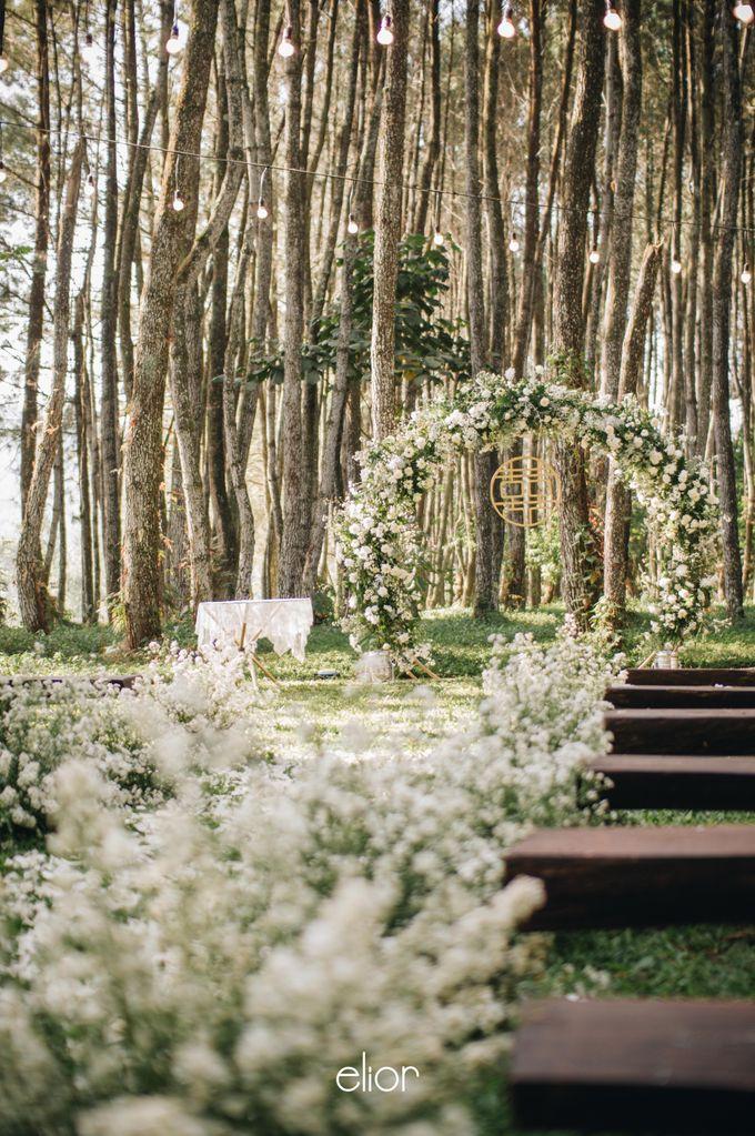 The Wedding Of Ferdi & Tania by Elior Design - 034