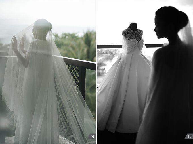 Dion Wiyoko & Fiona Wedding by Djampiro Band Bali - 005