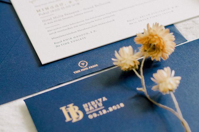 Hibiya & Bayu by The Fine Press - 005
