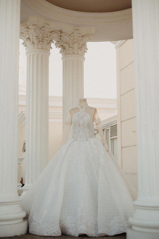 CALVIN & SANTI WEDDING by HAPE by MA Fotografia - 005