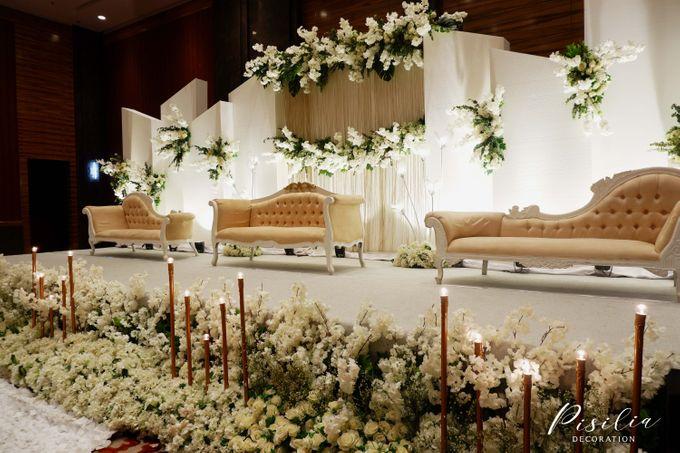 IKK Skeno Hall, Emporium Pluit, 25 Jul '20 by Pisilia Wedding Decoration - 007