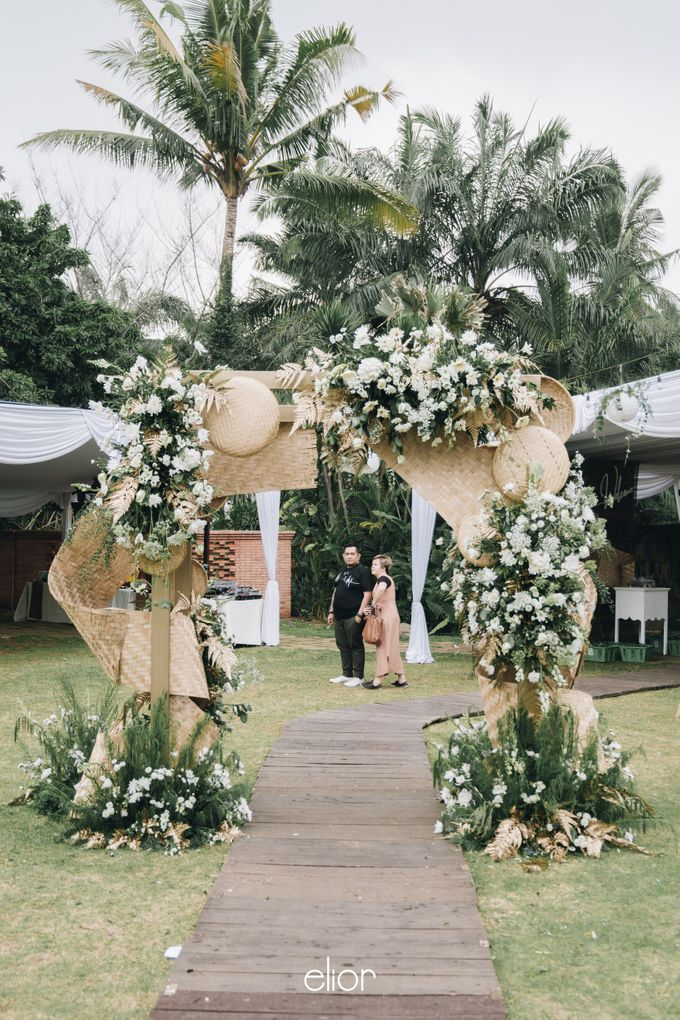 The Wedding of Citra & Deri by Elior Design - 004