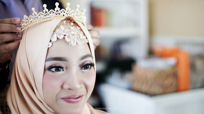 Wedding Irsita Trisiyana Pramudhita & Bondan Aji Prabowo by VMP Creative - 005