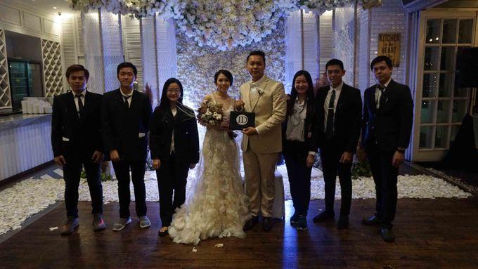 The wedding of Alvin Chandra & Yunita Tamsir by ID Organizer - 005