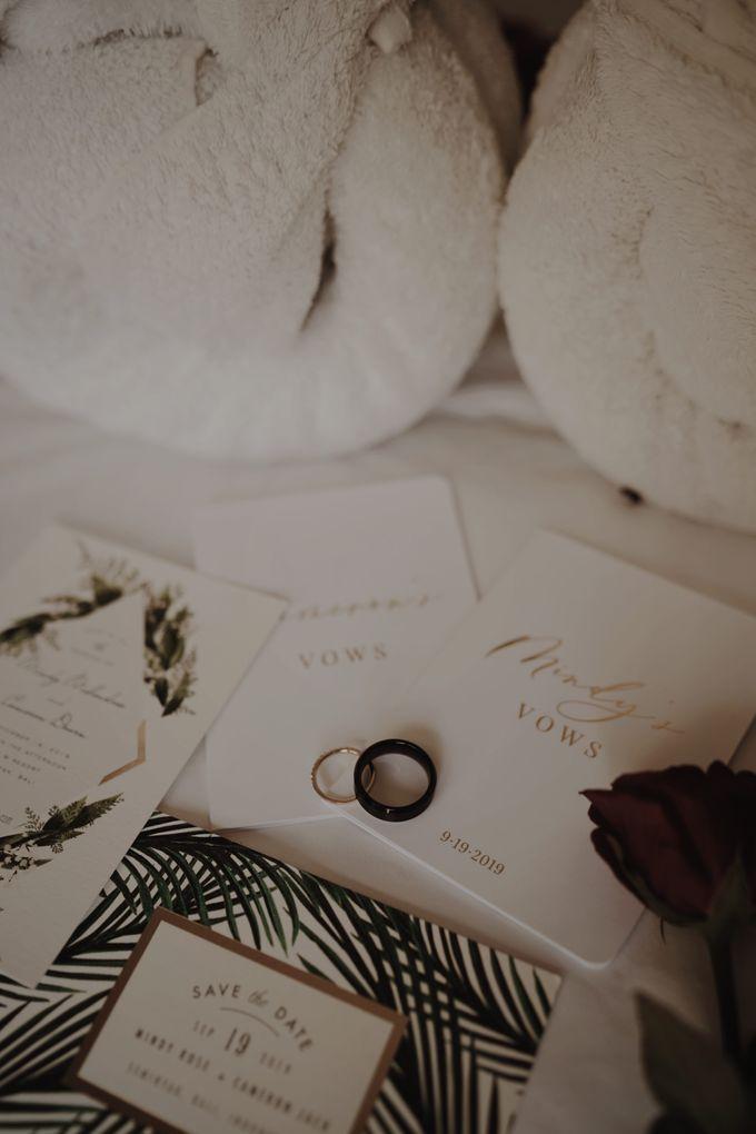 Mindy & Cameron Wedding at W Hotel Bali by AKSA Creative - 005