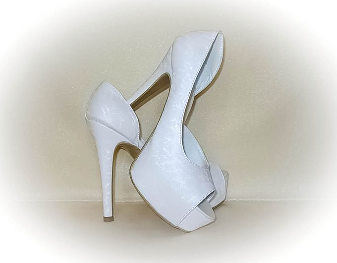 BRIDAL SHOES by Pamela Falli - 008