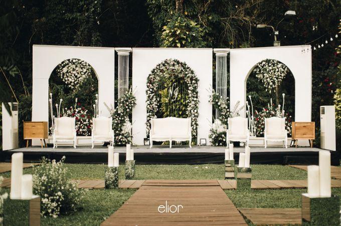 The Wedding of Nadia and Irham by Elior Design - 022