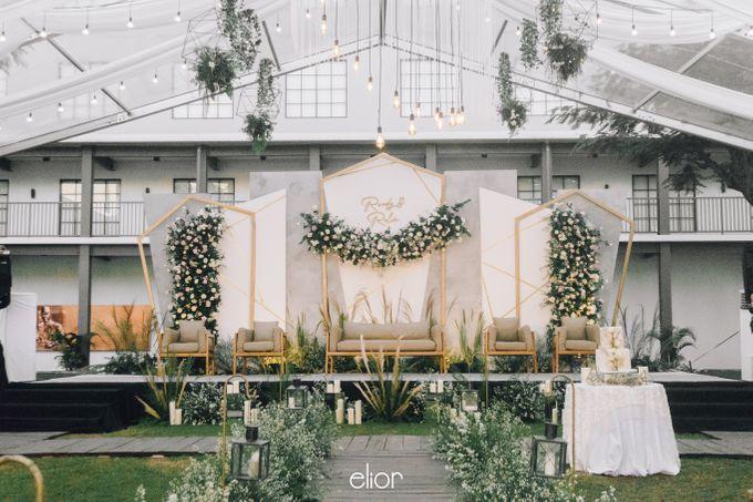 The Wedding of Randy & Rulin by Elior Design - 005