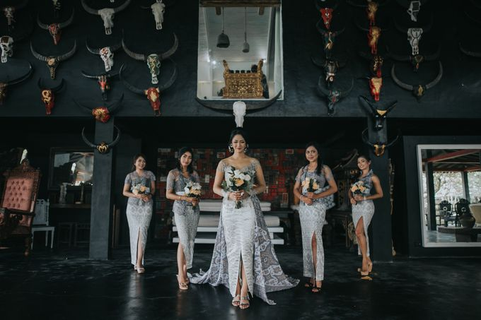 Wedding of Siska & Hari by Nika di Bali - 003