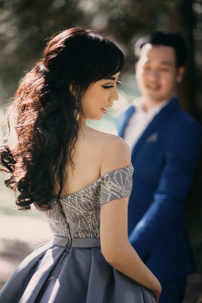 SUNDORO & LIA PREWEDDING by DHIKA by MA Fotografia - 005