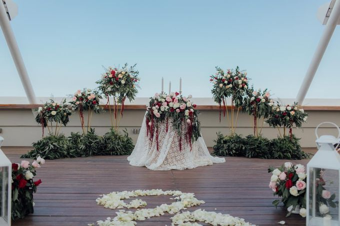 Wedding of Anesh & Ying 24 February 2019 by PMG Hotels & Resorts - 005
