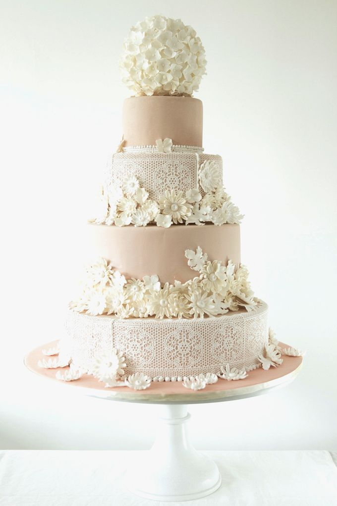 Sugar floral Simplicity by Carousel Moments - 007