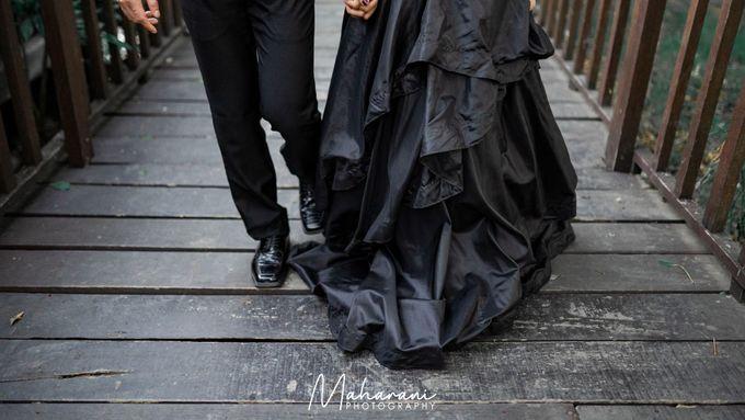 Prewedding of Ubed & Bella by Maharani Photography - 006