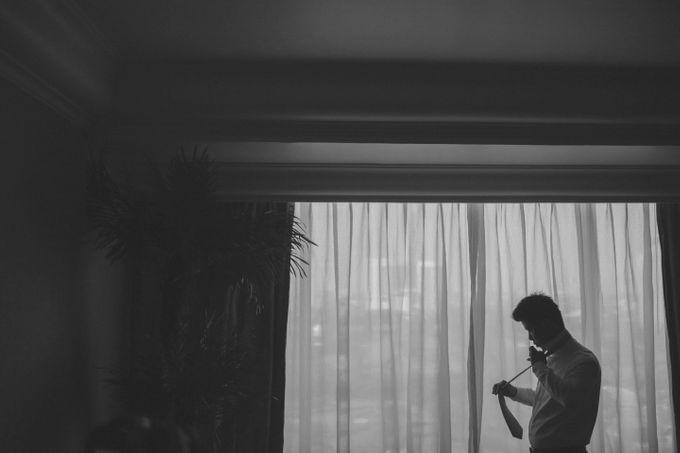 Maurice & Natasya Jakarta Wedding by Ian Vins - 015