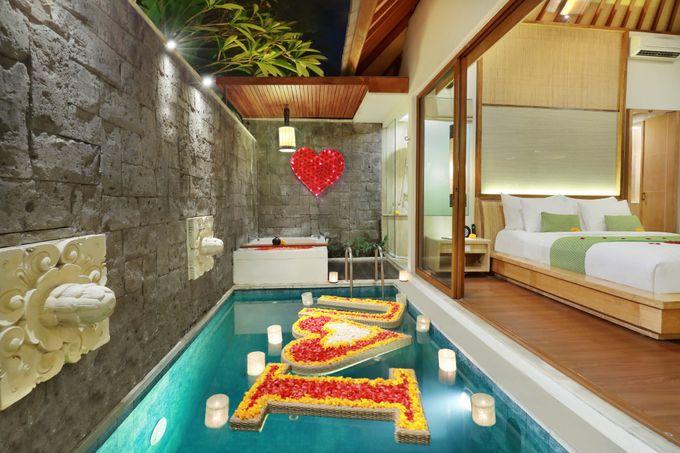 Honeymoon Package at Ini Vie Villa by Ayona Villa - 012