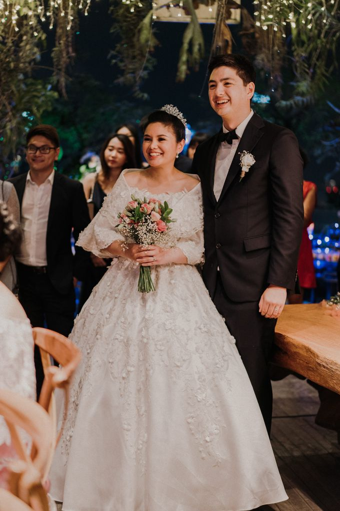 Nicole & Daniel Wedding at Menara Imperium by AKSA Creative - 045