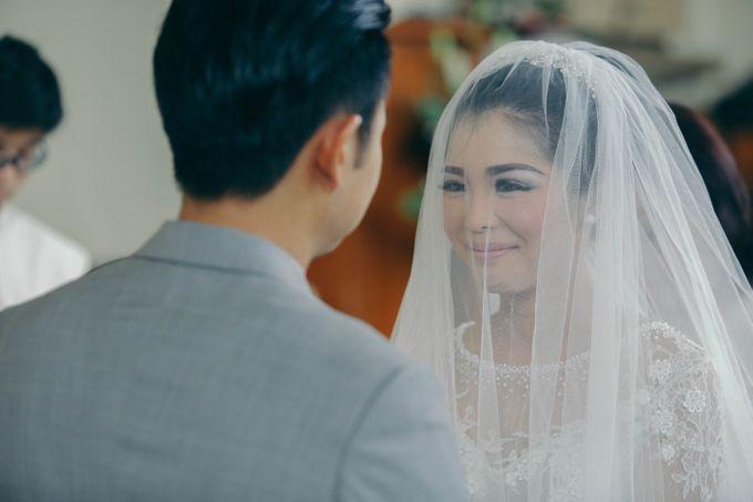 Tomas & Asti Jakarta Wedding by Ian Vins - 029