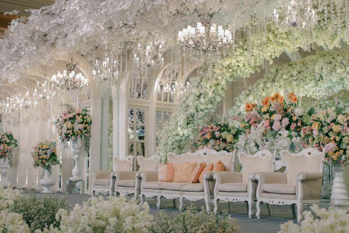 Maurice & Natasya Jakarta Wedding by Ian Vins - 029