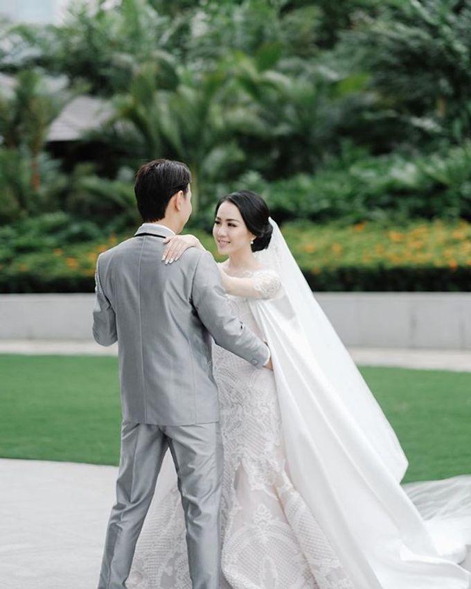 Jakarta wedding - Risno & Veni  by Soko Wiyanto - 002