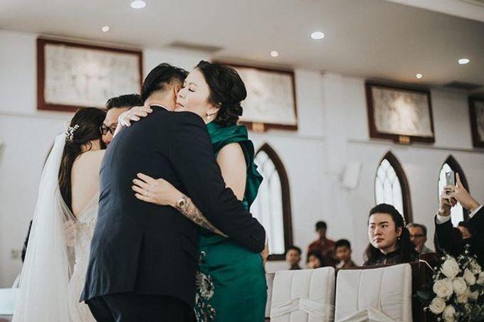 Wedding of Kevin & Clea by Sofitel Bali Nusa Dua Beach Resort - 008
