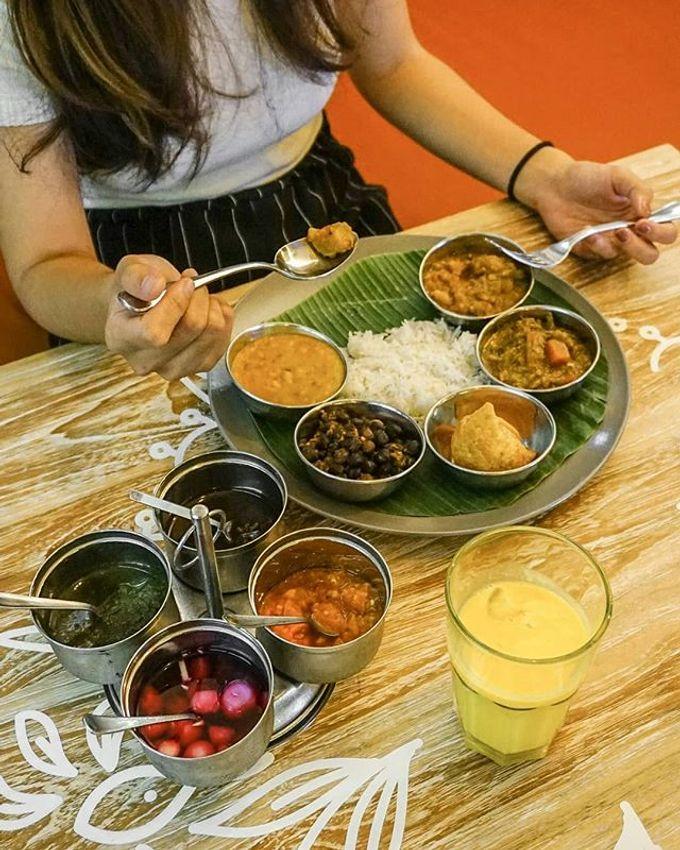 Catering for Indian Food by Roti Daal - Vegan & Vegetarian Indian Food - 014
