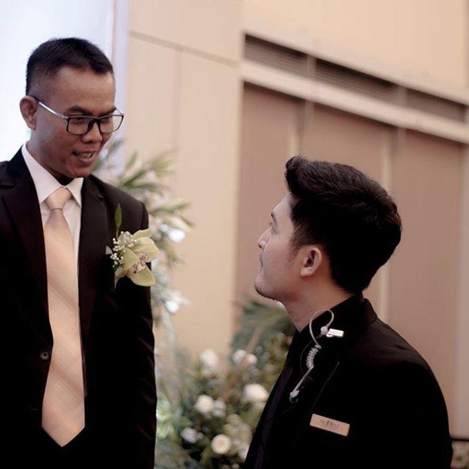 Wedding of Ayu & Rachles - 22 Des 18 by Financial Club Jakarta - 012