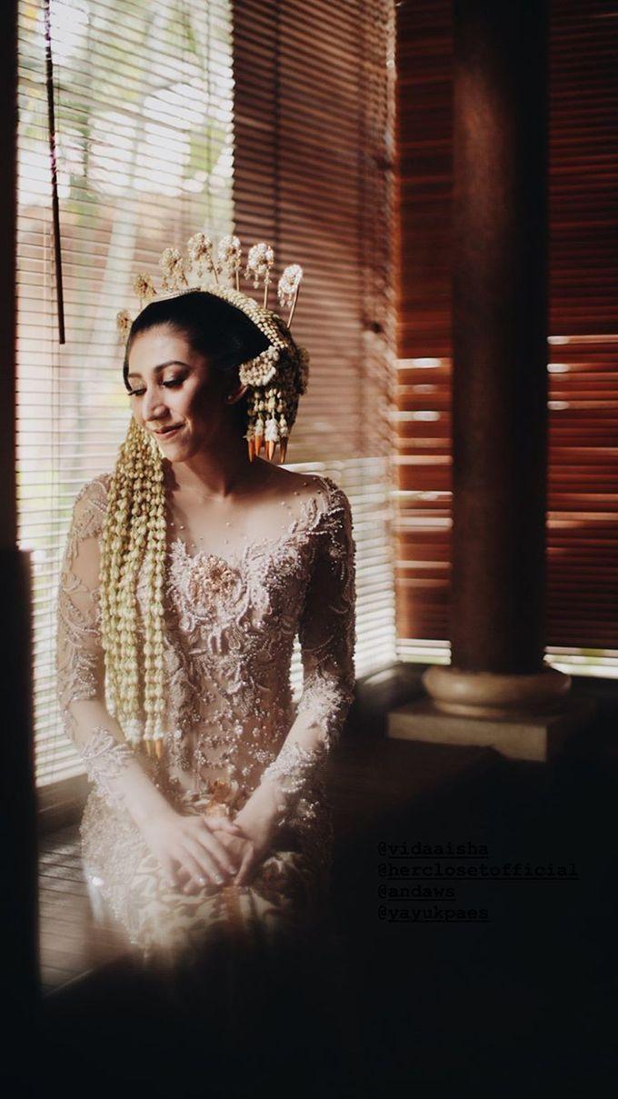 Acara Pernikahan Okta Vida by D'soewarna Wedding Planning - 047