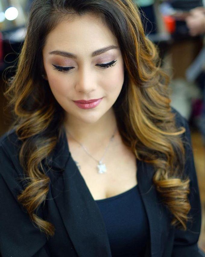 Celine Evangelista by Donna Liong MakeupArtist - 002