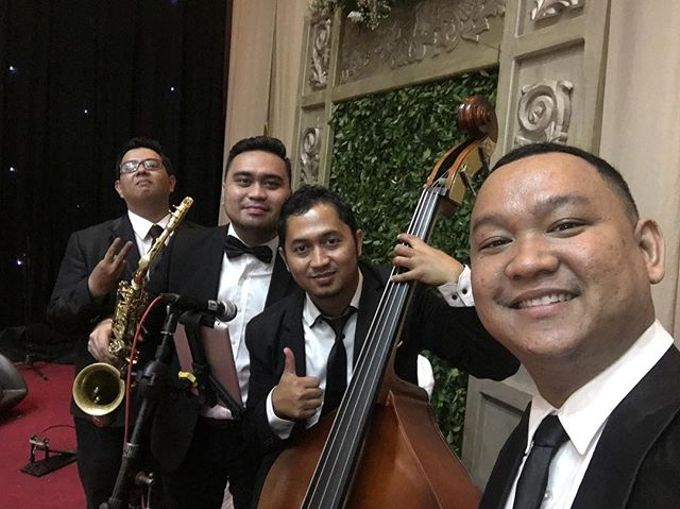 Bumi Pewayangan TMII JKT  Pernikahan Dewi & Rahman by Kaleb Music Creative - 002