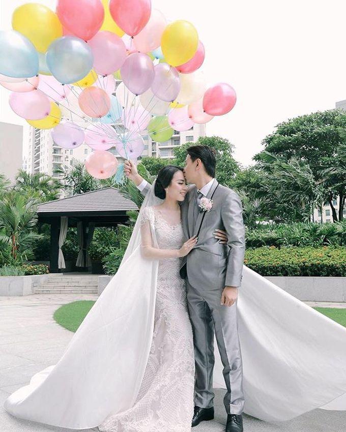 Jakarta wedding - Risno & Veni  by Soko Wiyanto - 005