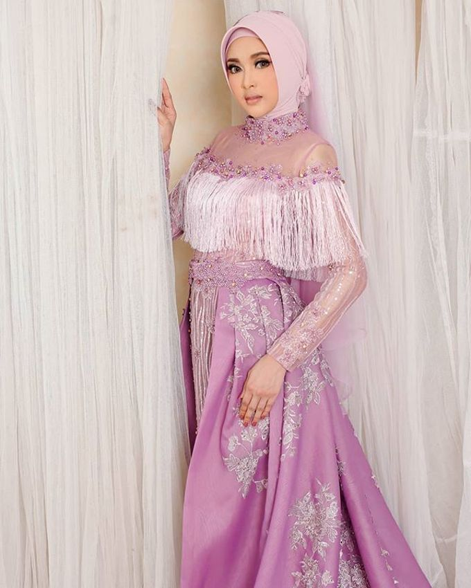 Gester Muslim Bridal by Gester Bridal & Salon Smart Hair - 001