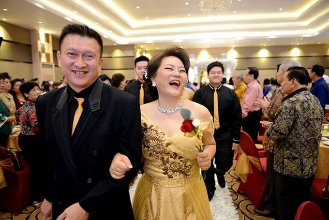 Gold Wedding Anniversary by Photobooth Eternal - 006