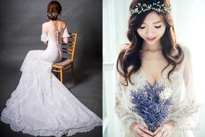 Bride & Gowns by Cang Ai Wedding - 001