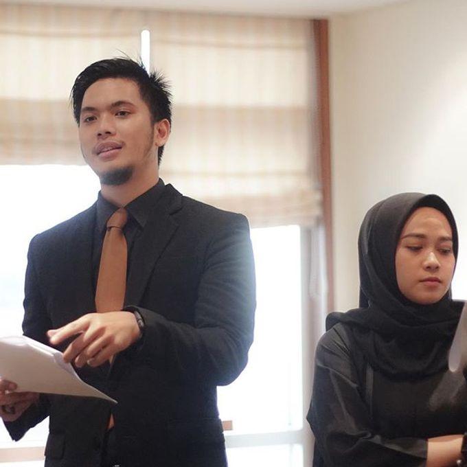 Wedding of Ayu & Rachles - 22 Des 18 by Financial Club Jakarta - 025