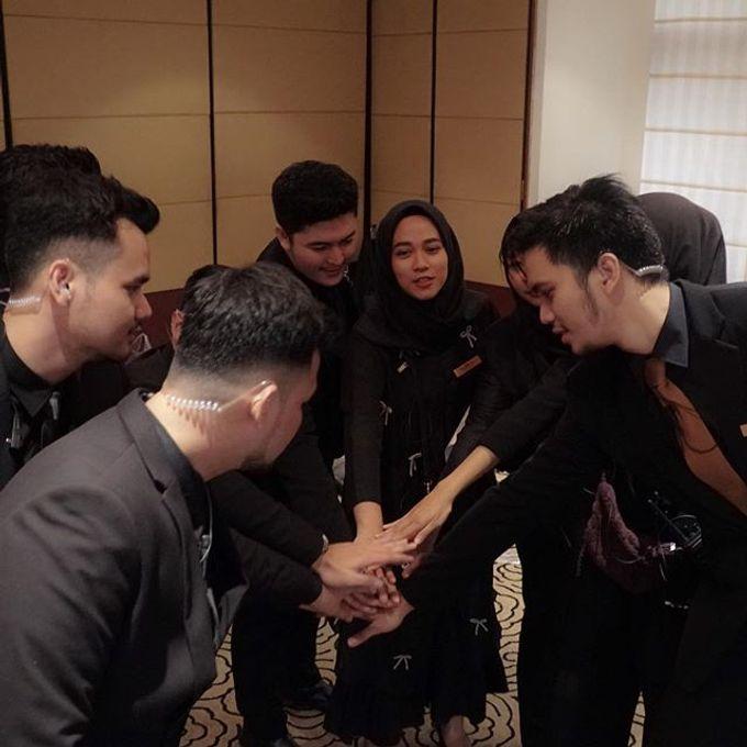 Wedding of Ayu & Rachles - 22 Des 18 by Financial Club Jakarta - 021