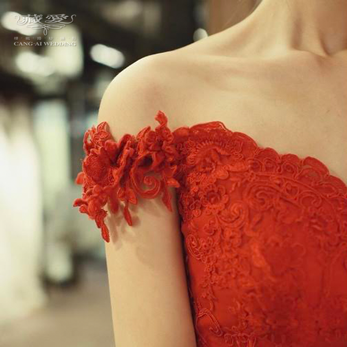 Bride & Gowns by Cang Ai Wedding - 004