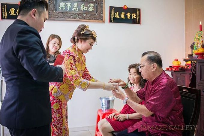Wedding Ceremony by JacksonCCS Photography - 007