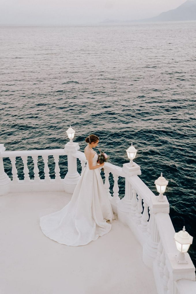 Persian Wedding in Antalya by Nava & LightCUBE Wedding - 004
