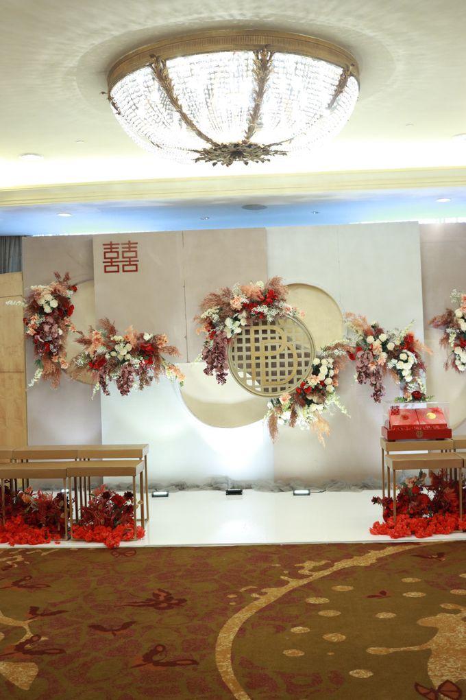 MC Sangjit Hotel Mulia Gerbera Room Jakarta - Anthony Stevven by Anthony Stevven - 004