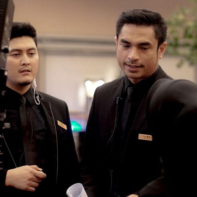 Wedding of Ayu & Rachles - 22 Des 18 by Financial Club Jakarta - 020