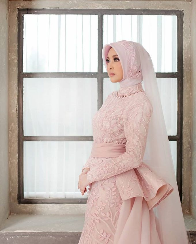 Gester Muslim Bridal by Gester Bridal & Salon Smart Hair - 033